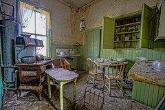 Ghost town kitchen--DSC09065--Bodie, CA (Lance & Cromwell back from a Road Trip) Tags: bodieghosttown bodie ghosttown mono county california roadtrip travel 2018 statepark