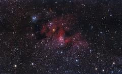 Sh2-155 (Roberto_Mosca) Tags: deepsky cave nebula nebulosa grotta sh2155 astronomy astronomia qhy367c william optics flt132 c9