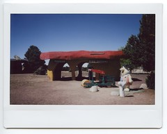 Nevada & Arizona 2018027 (Past Our Means) Tags: fujifilm fuji instax instant instaxwide indie indeifilm the fred arizona park travel instantcamera instantphotography instantwide analog analogue analouge film filmisnotdead filmphotography filmsnotdead bizzare wide 210 adventures adventure wanderlust summer 2018 polaroid myphotography rocks istillshootfilm flintstones bedrock city theme