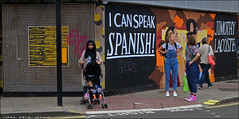 `2401 (roll the dice) Tags: london nw5 camden kentishtown people fashion shops shopping sunglasses baby jimothylacoste sig colour spanish arab muslim pretty sexy girls urban unaware unknown uk england strangers candid mad sad fun funny reaction smile graffiti art music colours design rapper streetfurniture traffic crossing sport couple canon tourism tourists