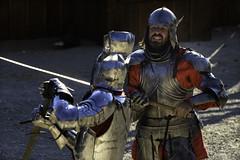 Médiévale de Monthléry-39 (fdusonchet) Tags: medieval moyen age monthlery chevalier combat armure