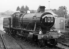 2857 GWR Churchward 2800 Class 2-8-0 (Keith B Pics) Tags: svr severnvalleyrailway keithbpics steamgala gwr 2800class 2857 churchward kidderminster 280 |swindon raining greatwestern steam