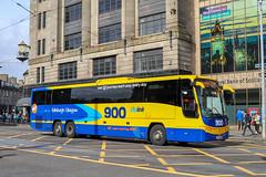 54135 YX63NGN Stagecoach Western (busmanscotland) Tags: 54135 yx63ngn stagecoach western yx63 ngn volvo b13rt plaxton panther scottish citylink megabus megabuscom