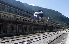 Estación internacional de Canfranc (ajmtster) Tags: estacion canfranc estaciondecanfranc paisaje monumento pirineo