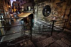 Vucciria (W.MAURER foto) Tags: italy italia sizilien sicily süditalien street city dark obscure viaroma vucciria palermo market streetmarket night longtimeexposure travel