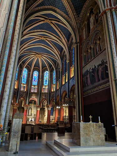 Église de Saint Germain des Prés, Paris
