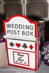 T & S Wedding (Proper Job Productions) Tags: wedding asexuality lbgtq lgbtq demisexual groom marriage samesex bristol registry office equal equality aceofspades ace pride proud furry reception celebration