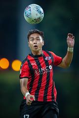 Eyeing the ball (BP Chua) Tags: football sport action hufc homeunited soccer canon 1dx 400mm man ball spl singapore league