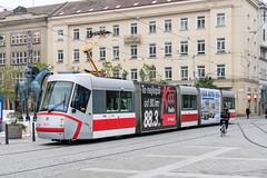 BRN_1909_201811 (Tram Photos) Tags: skoda škoda 13t brno brünn strasenbahn tram tramway tramvaj tramwaj mhd šalina dopravnípodnikměstabrna dpmb
