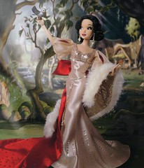 Designer Snow White 2018 (They Call Me Obsessed) Tags: snow white doll dolls movie 2018 designer series premiere collection barbie limited edition