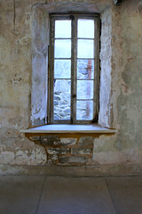 Hallway Window (Throwingbull) Tags: eastern state penitentiary jail prison incarceration incarcerated inmate inmates philadelphia pa pennsylvania history historic cell cells holding