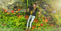 Have you ever wondered? (My Fashion Age) Tags: hxnor chucksize modulus exalted cubura male blogger secondlife secondlifeblogger slblogger signature catwavictor catwa tmj equal10