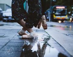 Jump and splash (Carmen Moreno Photography) Tags: dancerstorytelling costarica streetphotography teamcanon ballet ballerina vsco