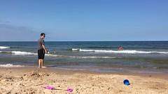 South Haven Beach Video (Jaimee and Brian) Tags: michigan avalon elevenandahalfyears avery sixandahalfyears austin eightandahalfyears video brian