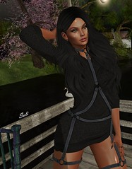 158 ♥ (SoliCaproni) Tags: salt event maitreya catwa bento head besom hair