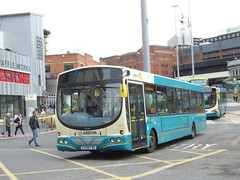 Arriva North West 2928 CX58 FZK, Hood St, Liverpool (sambuses) Tags: arrivanorthwest 2928 cx58fzk