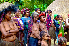 The Dani People, Wamena,  Baliem Valley, Western New Guinea, Indonesia, Asia (Miraisabellaphotography) Tags: asia indonesia westernnewguinea westpapua danipeople dani baliemvalley wamena