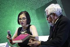 MX TV CONSULTORIO LINGUISTICO (Secretaría de Cultura CDMX) Tags: zocalo filz linguistico foro 2018 méxico cdmx