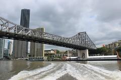 Story Bridge and Brisbane city (philip.mallis) Tags: brisbane storybridge bridge river brisbaneriver