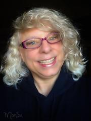 Flaxen, Shimmering Hair (Monica E Lopez) Tags: androgyny androgynous sissy tg ts tv tgirl trans transexual transgender transsexual transvestite genderbender gurl m2f mtf feminization crossdress crossdresser femme feminine feminized hrt hormones passable curlyhair glasses lips