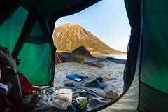 _MG_6760.jpg (Obachi) Tags: flickr tourdenorway norwegen norway norge lofoten camping zelt