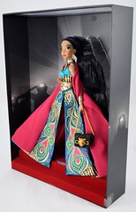 2018 Jasmine Disney Designer Collection Premiere Series Doll - Disney Store Purchase - Boxed - Inner Box - Uncovered - Full Right Front View (drj1828) Tags: disneystore disneydesignercollection premiereseries 2018 jasmine doll collectible 1112inch limitededition le4000 instore purchase boxed opened