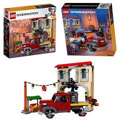 LEGO 75972 OVERWATCH Dorado Showdown (LegoDad42) Tags: lego 75972 overwatch dorado showdown