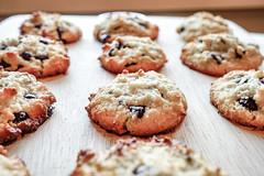 2018.10.21 Low Carbohydrate Chocolate Chip Cookies, Washington, DC USA 06729