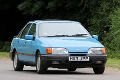 H113 JPP (Nivek.Old.Gold) Tags: 1991 ford sierra 18 lx