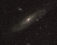 andr1zz (George Zois) Tags: andromeda galaxy deepspace d3300 dx nikkor55300 astrophotography