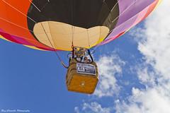 We Build Dreams (Ray Chiarello) Tags: whitesandsnationalmonument alamogordo newmexico hotairballoon sky clouds canon7d canonef70200mmf28lisiiusm
