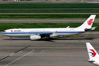 Air China | Airbus A330-300 | B-5956 | Shanghai Hongqiao