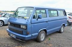 VW Combi T3 Bluestar (benoits15) Tags: vw volkswagen combi kombi t3 bluestar blue german truck van