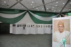 Photo exhibition to  kick start the 2018 Independence Day Celebration, at The International Conference Centre.