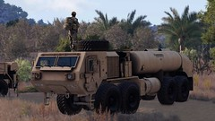 Lookout (7th Cavalry Combat Camera) Tags: hemtt tank truck us army milsim gaming 7th cavalry regiment lookout soldier