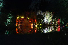 2018 - 4.10.18 Enchanted Forest (106) (marie137) Tags: forest lights trees show marie137 bright colourful pitlochry treeman attraction visit entertainment music outdoors sculptures wicker food drink family people water animation