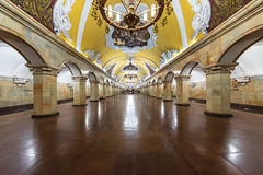 Komsomolskaya (gubanov77) Tags: komsomolskaya metro subway underground station transport platform moscow russia комсомольская