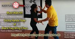 Wing Chun Sticky Hand Basic Rolling (Hek Ki Boen Eng Chun) Tags: wing chun kung fu ip man movie technique video training forms dummy schools yim