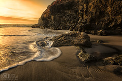 This loneliness won't last for long (Dave Arnold Photo) Tags: ca cal calif california fortbragg medocino seashore harecreek county pacific beach big coast west northwest bay davearnold davearnoldphotocom long park picture photo photography photograph photographer travel tour idyllic spread sky central awesome canon 5d mkiii us usa beautiful serene peaceful huge high wet water reflect fantastic 1635mm professional coastal geology northern expose star highway1 hwy1 shoreline sunset rock wave