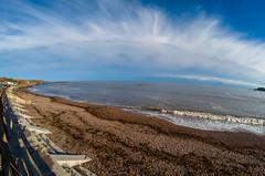 Stonehaven 2 (Chrisl1688) Tags: stonehaven scotland scottish beach sand sky nature sun light