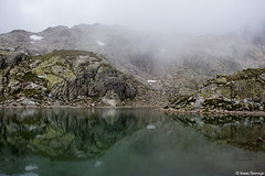 Reflections of the French Alps (isaac.borrego) Tags: france chamonix alps frenchalps europe