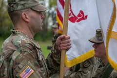 181013-A-PC761-1073 (416thTEC) Tags: 372nd 372ndenbde 397th 397thenbn 416th 416thtec 863rd 863rdenbn army armyreserve engineers fortsnelling hhc mgschanely minneapolis minnesota soldier usarmyreserve usarc battalion brigde command commander commanding historic