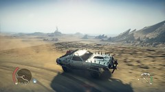 Mad Max_20181017204538 (Livid Lazan) Tags: mad max videogame playstation 4 ps4 pro warner brothers war boys dystopia australia desert wasteland sand dune rock valley hills violence motor car automobile death race brawl scenery wallpaper drive sky cloud action adventure divine outback gasoline guzzoline dystopian chum bucket black finger v8 v6 machine religion survivor sun storm dust bowl buggy suv offroad combat future