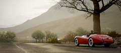 Hazy Morning (Alex Salem) Tags: forza games gaming cars