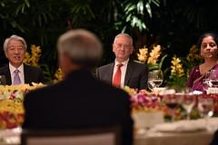 181020-D-BN624-0340 (Secretary of Defense) Tags: ussecretaryofdefensejamesnmattis jimmattis jamesmattis aseandefenseministers'meeting singapore
