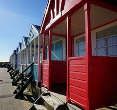 Southwold 2 (pocahontas1975) Tags: southwold suffolk walberswick river sea walk sunny britain sand beach church village