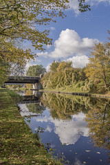 _IMG8113  CR (Pete.L .Hawkins Photography) Tags: autumnal walk sheffield tinsley 28th oct 2018 towpath canal blue skies autumn colours pentax k1 hd pentaxd fa 1530mm f28 ed sdm wr