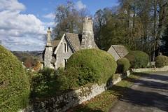 Miserden (Nigel Musgrove-2.5 million views-thank you!) Tags: miserden cottage cotswolds gloucestershire england uk stone autumn fall