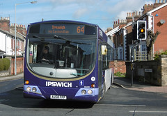 First AU58FFP 29 March 2018 (The original SimonB) Tags: transport buses ipswich suffolk march 2018