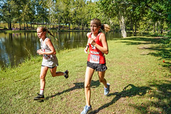 FLO06376 (chap6886@bellsouth.net) Tags: athletes athletics action sports highmiddleschool highschoolathletics boys girls team trees trails win water woods distance 5k xc usa